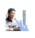 金本知憲(個別スタンプ:35)