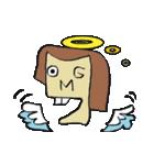 OKくんとカラフル&KAWAIIモンスター仲間(個別スタンプ:05)
