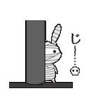 適当ちゃらい兎のウサ吉6 ハロウィンver(個別スタンプ:22)