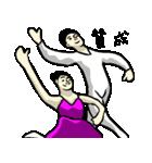 なんかバレエ 3(個別スタンプ:28)