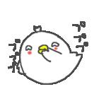 <待ち合わせインコ>日常スタンプ(個別スタンプ:40)