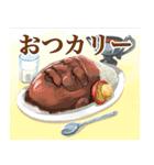「アルプスの少女ハイジ」ちゃらおんじ編5(個別スタンプ:05)