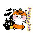 ハロウィン大好きスタンプ☆猫コスプレ秋冬(個別スタンプ:03)