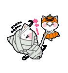 ハロウィン大好きスタンプ☆猫コスプレ秋冬(個別スタンプ:07)