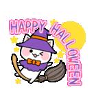 ハロウィン大好きスタンプ☆猫コスプレ秋冬(個別スタンプ:09)