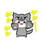 ハロウィン大好きスタンプ☆猫コスプレ秋冬(個別スタンプ:18)
