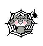 ハロウィン大好きスタンプ☆猫コスプレ秋冬(個別スタンプ:20)