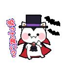 ハロウィン大好きスタンプ☆猫コスプレ秋冬(個別スタンプ:25)