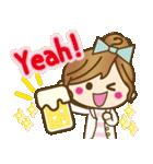【冬に使える♥】ゆるカワ彼女♥(個別スタンプ:39)