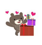 動く!誕生日&ありがとう バラエティパック(個別スタンプ:13)