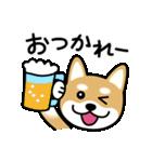 Cute! 柴犬スタンプ(個別スタンプ:06)