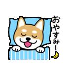Cute! 柴犬スタンプ(個別スタンプ:07)