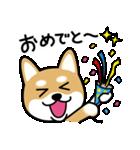 Cute! 柴犬スタンプ(個別スタンプ:20)