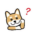 Cute! 柴犬スタンプ(個別スタンプ:22)