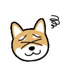 Cute! 柴犬スタンプ(個別スタンプ:34)