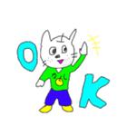 ネコナシさん(個別スタンプ:02)