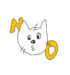ネコナシさん(個別スタンプ:03)