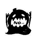 ハロウィンナイトモンスター(個別スタンプ:10)
