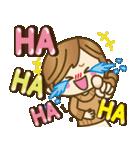 【冬だよ!!♥実用的】デカかわ文字(個別スタンプ:18)