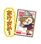 【冬だよ!!♥実用的】デカかわ文字(個別スタンプ:33)
