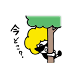 やさぐれニーナ(個別スタンプ:16)