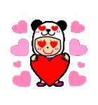 パンダ大好き(個別スタンプ:05)