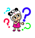 パンダ大好き(個別スタンプ:08)