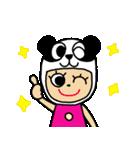 パンダ大好き(個別スタンプ:09)