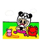 パンダ大好き(個別スタンプ:24)
