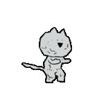 すこぶる動くネコ(個別スタンプ:10)