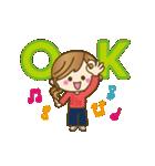 【動く♥】年中OK!誕生日&おめでとうパック(個別スタンプ:3)