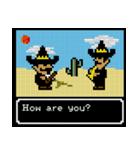 メキシカンボーイとメキシカンヒーロー達(個別スタンプ:05)