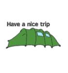キャンプ デザイン(個別スタンプ:33)