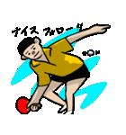 なんか卓球(個別スタンプ:38)