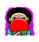 なんか卓球(個別スタンプ:39)