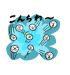 なんか卓球(個別スタンプ:40)