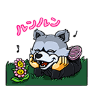 MAN WITH A MISSION(個別スタンプ:07)