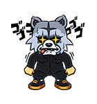 MAN WITH A MISSION(個別スタンプ:12)