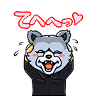 MAN WITH A MISSION(個別スタンプ:32)