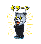MAN WITH A MISSION(個別スタンプ:37)