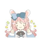うさみみっこロージィ 2(個別スタンプ:05)