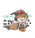 ゆる~いゲゲゲの鬼太郎のハロウィン♪(個別スタンプ:05)