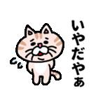 三河弁にゃんこ☆(個別スタンプ:8)