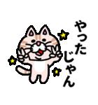 三河弁にゃんこ☆(個別スタンプ:36)