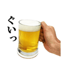 ビール(個別スタンプ:09)
