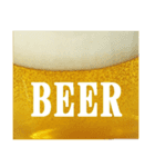 ビール(個別スタンプ:24)