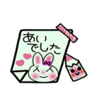 ちょ~便利![あい]のスタンプ!(個別スタンプ:40)