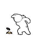 すこぶる動くウサギ6(個別スタンプ:9)