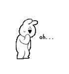すこぶる動くウサギ6(個別スタンプ:11)