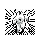 すこぶる動くウサギ6(個別スタンプ:16)
